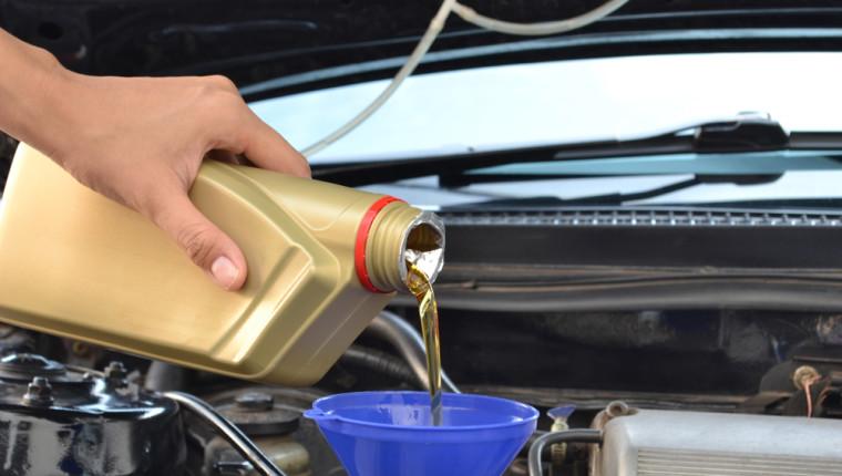 olej do auta