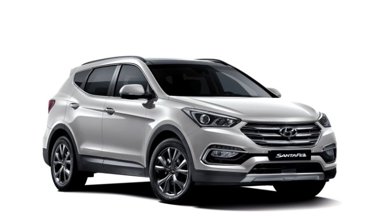 160518_Hyundai Sante Fe Earns 2016 Top Safety Pick+_1