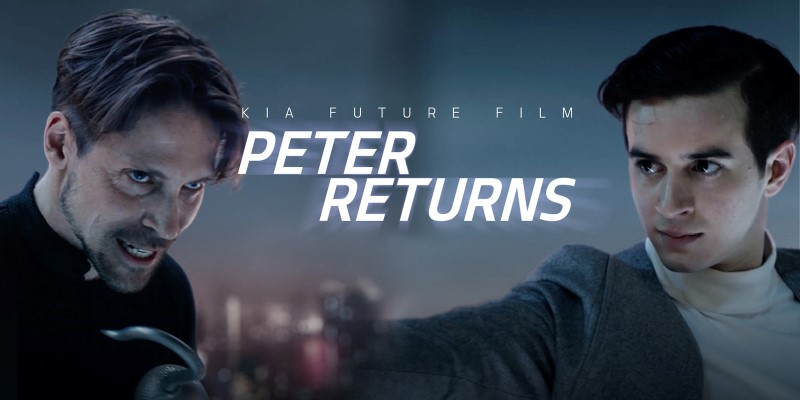 Kia Global Brand Campaign_Peter Returns_1cz