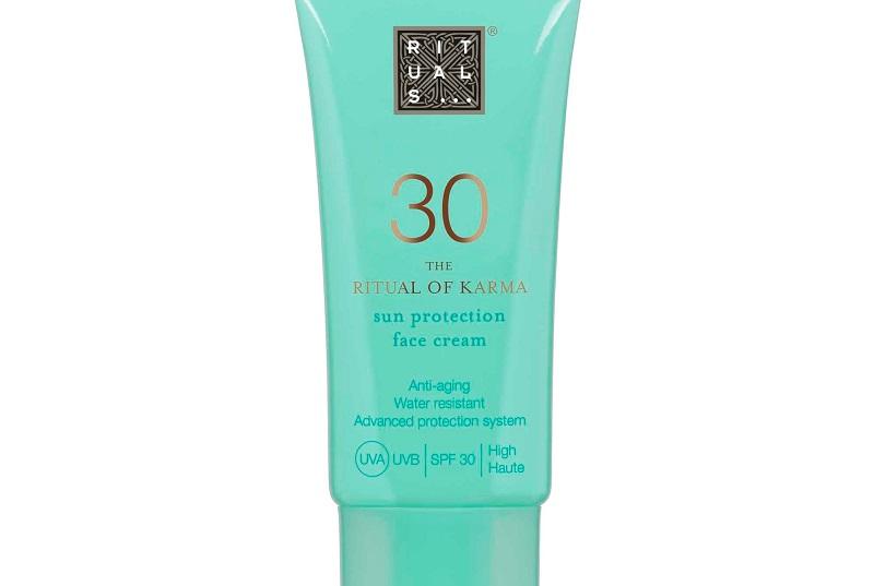 Rituals.cz_Karma Sun Protection Face Cream 30, Krem na opalovani na oblicej SPF 30 50ml, cena 395 Kc