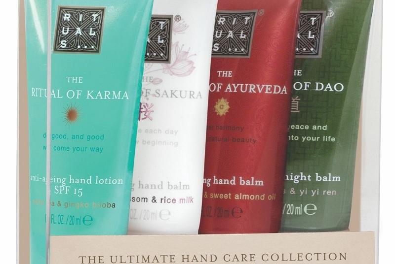 Rituals.cz_Ultimate Hand care Collection, Sada mini kremu na ruce, cena 335 Kc
