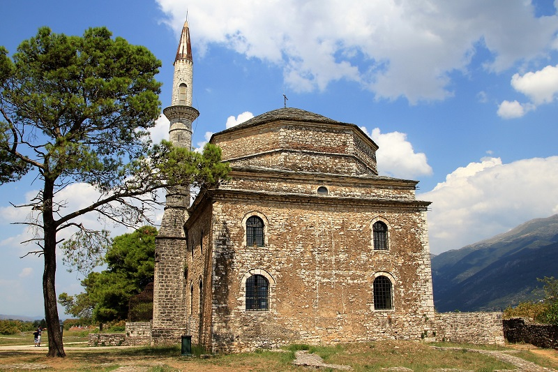 Balkánská odysea s Opelem Insignia - Ioannina