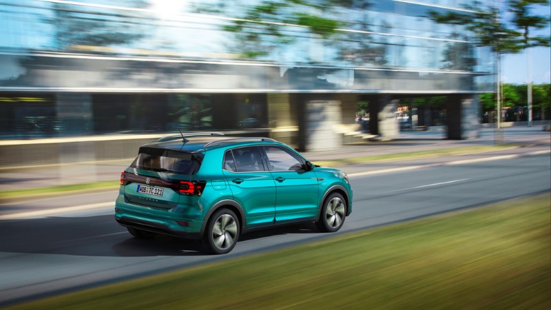 The all new Volkswagen T-Cross