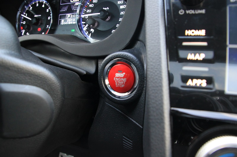 Test Subaru Levorg 1.6