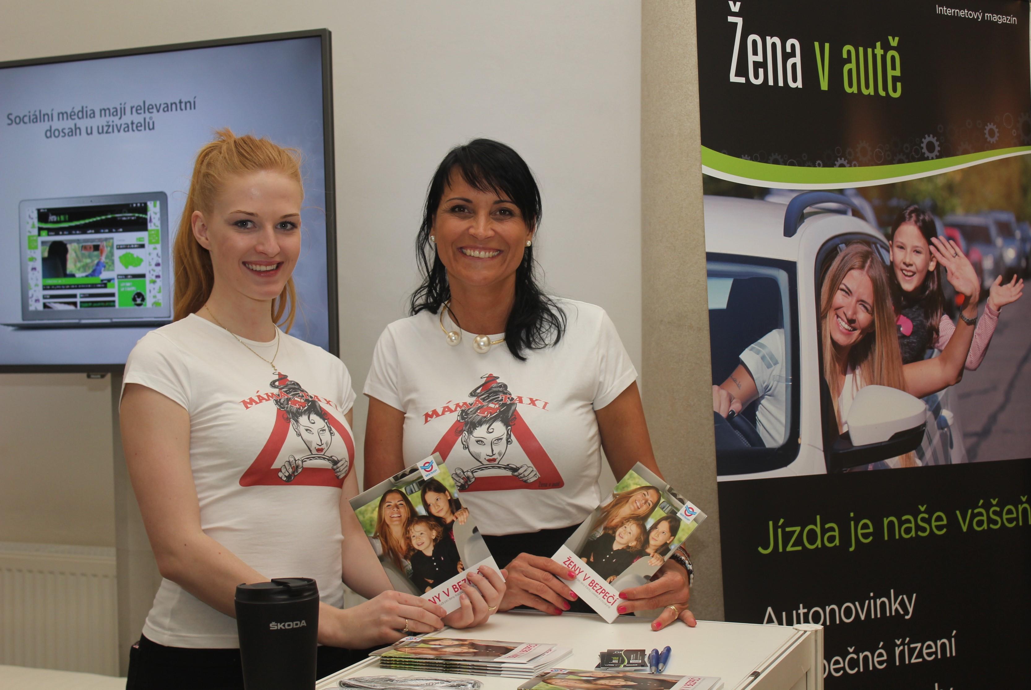 Zena v aute.cz na AUTOSHOW