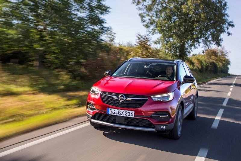 2019 Opel Grandland X Hybrid4 Release Date >> Opel Grandland X Hybrid 2019 Opel Grandland X Hybrid4
