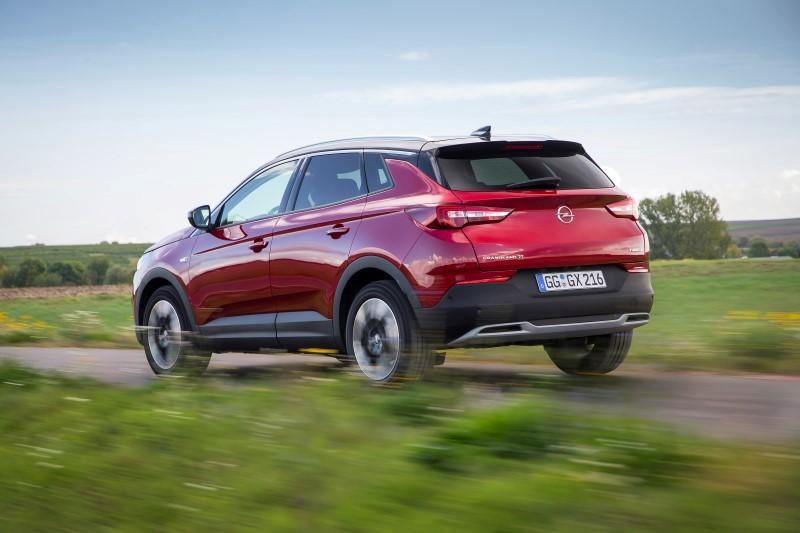 Opel Grandland X Design Line