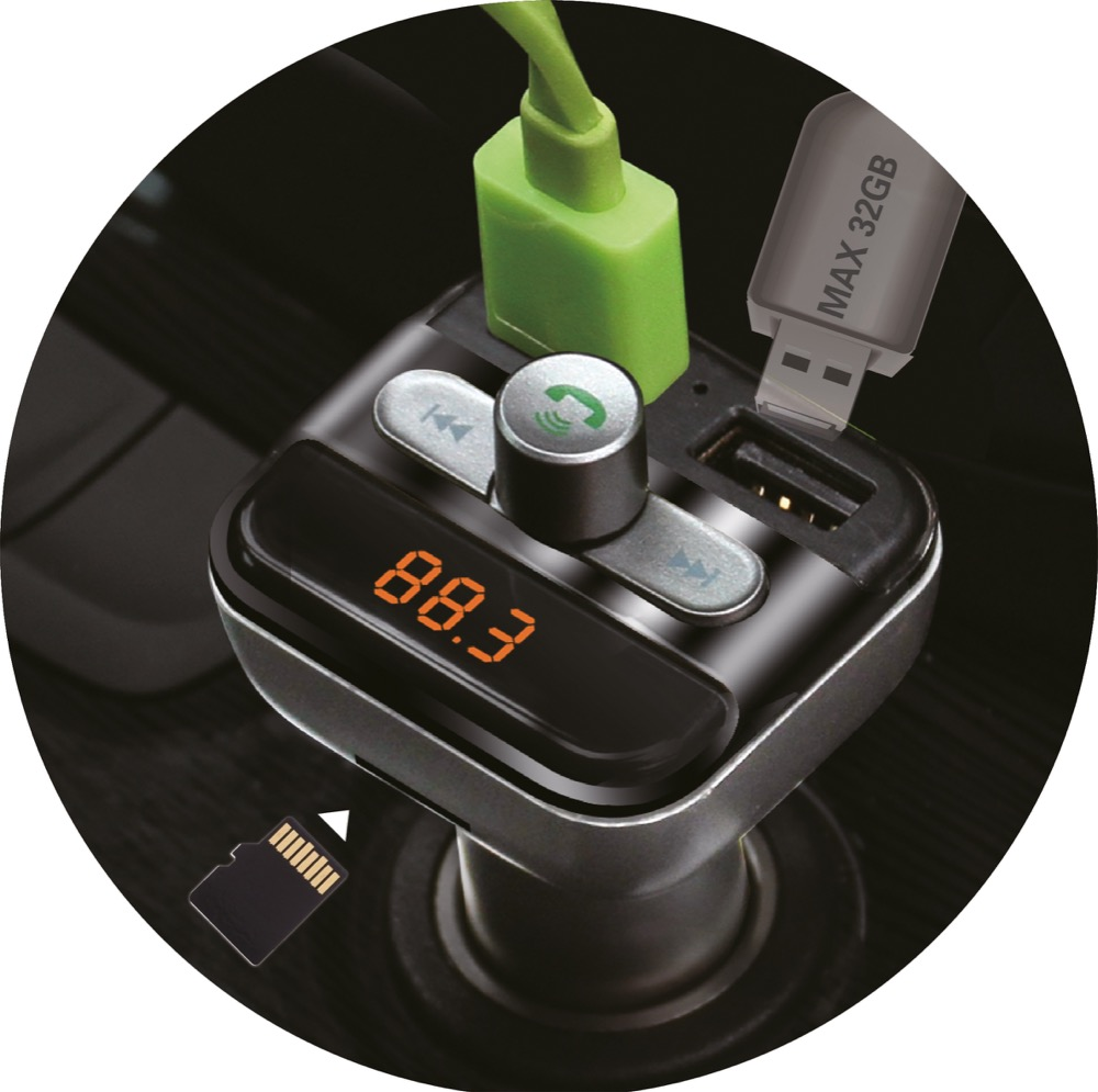 AK_Clanek_FM Transmitter s Bluetooth, handsfree, USB, SD