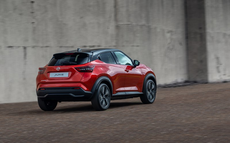 New Nissan JUKE Unveil Dynamic Outdoor - 15