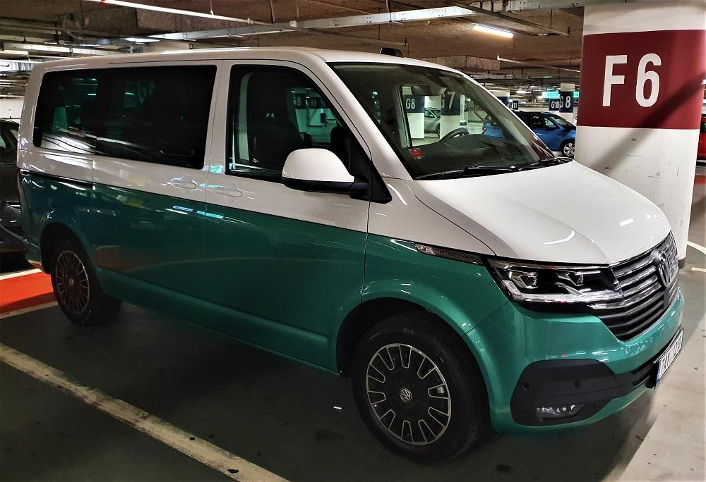 VW Multivan 6.1 TDI DSG