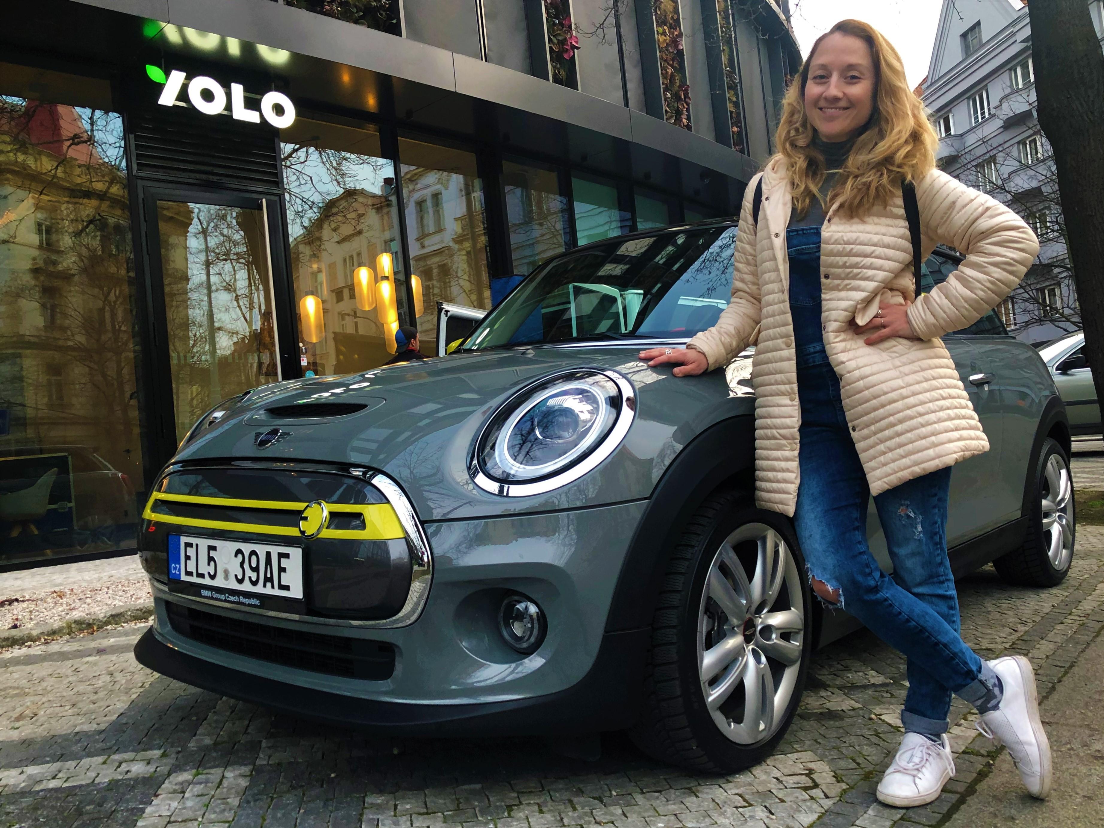 Tereza Tobiášová - porotkyně AUTO MÉHO SRDCE 2020