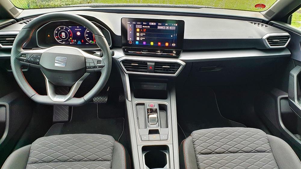 test seat leon