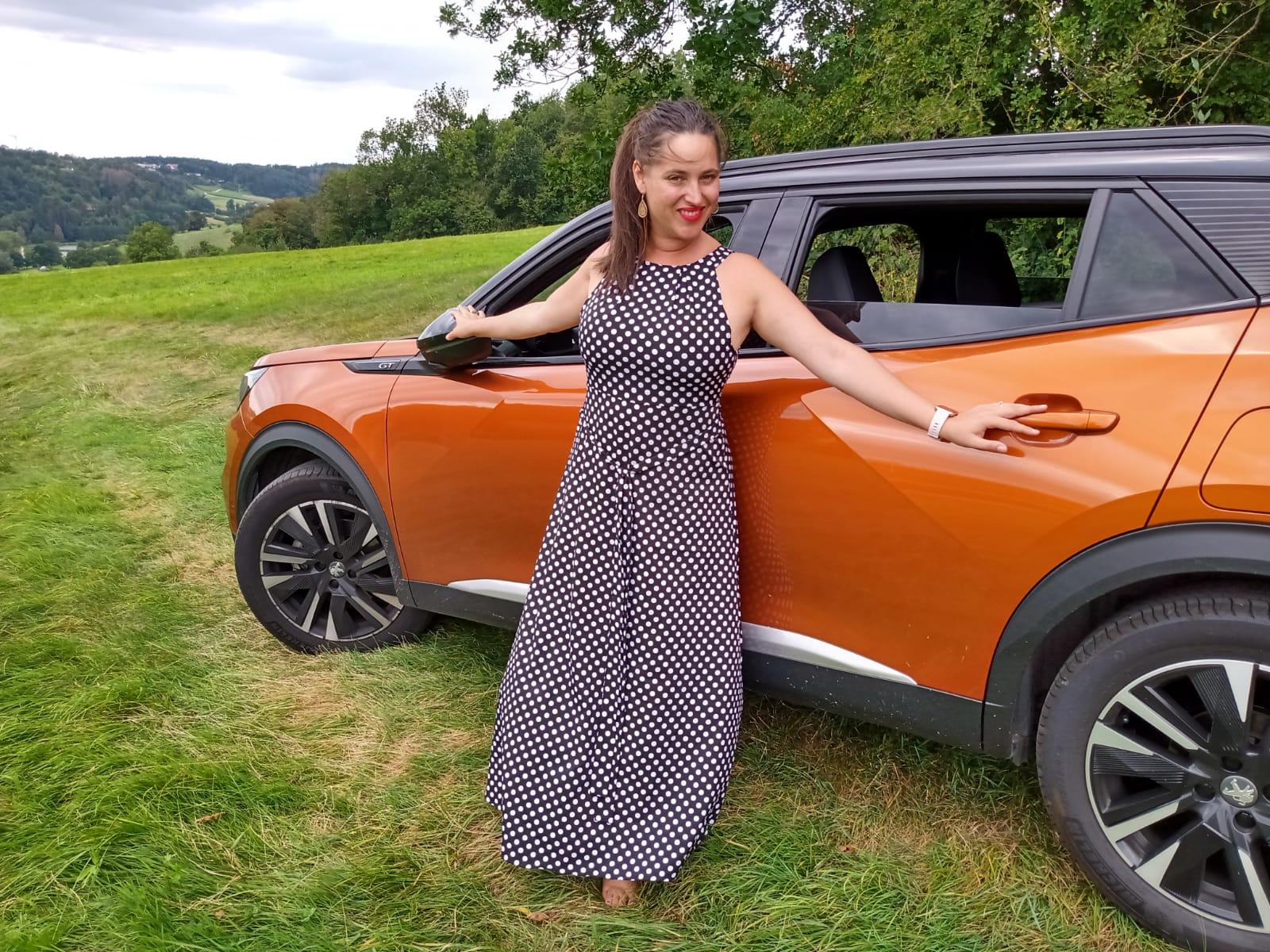 Peugeot 2008 Bára Vaculíková