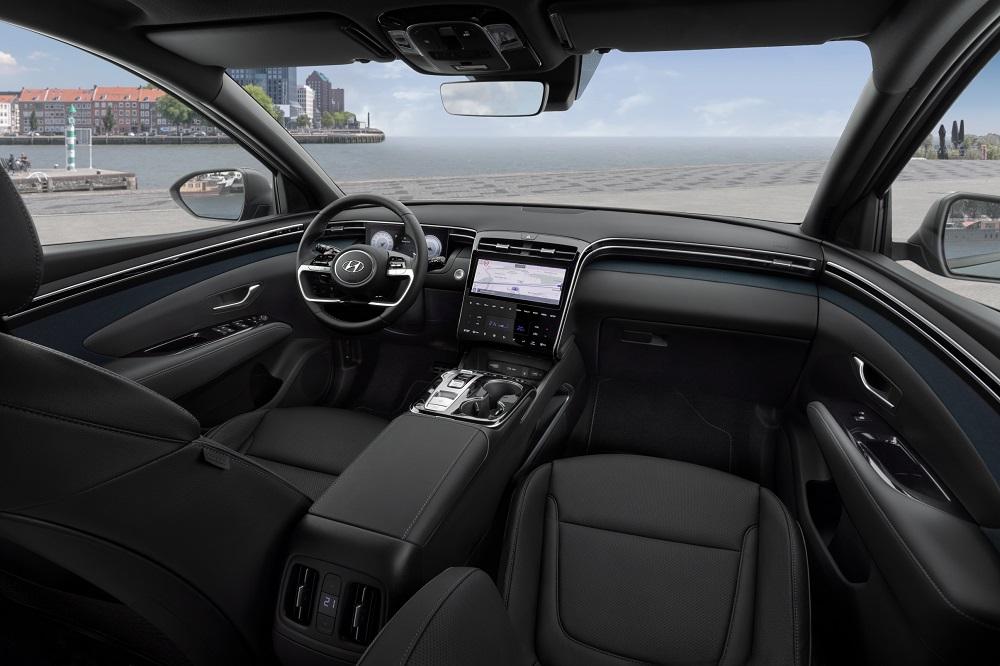 all-new Hyundai Tucson interior_1