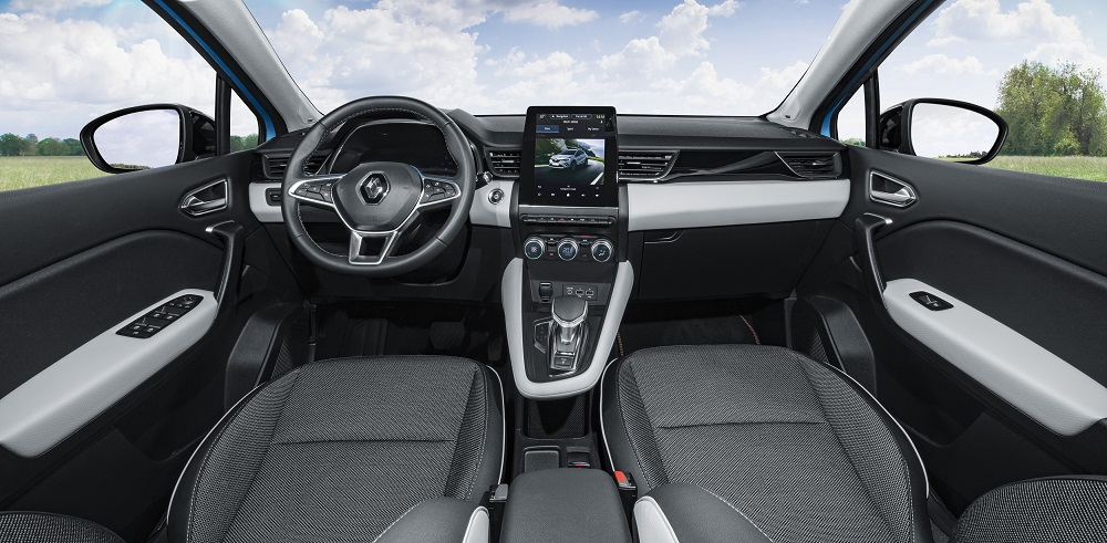 2020 - New Renault CAPTUR E-TECH Plug-in tests drive (18)