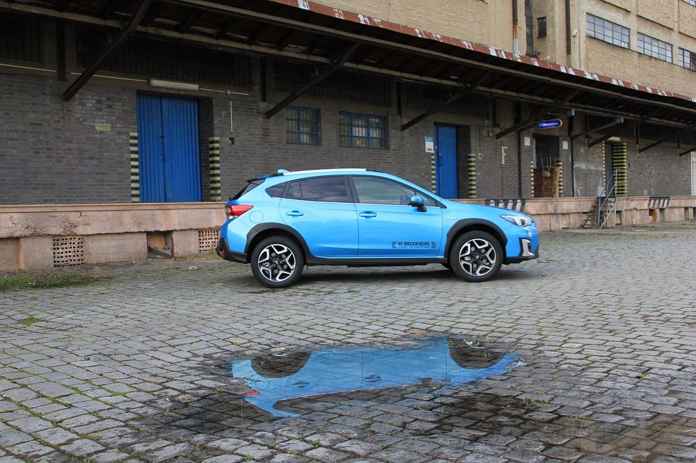 Subaru XV test