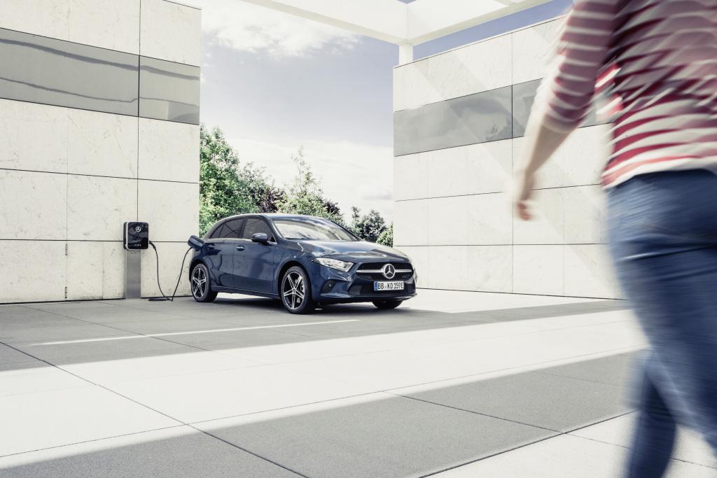 Mercedes-Benz: Breites Angebot an Plug-in-Hybriden der dritten Generation: EQ Power erstmals auch für A- und B-KlasseMercedes-Benz: wide range of third-generation plug-in hybrids: EQ Power for the first time also for A- and B-Class