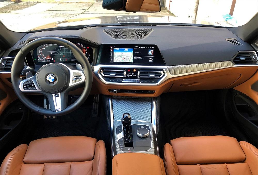 BMW 440i test