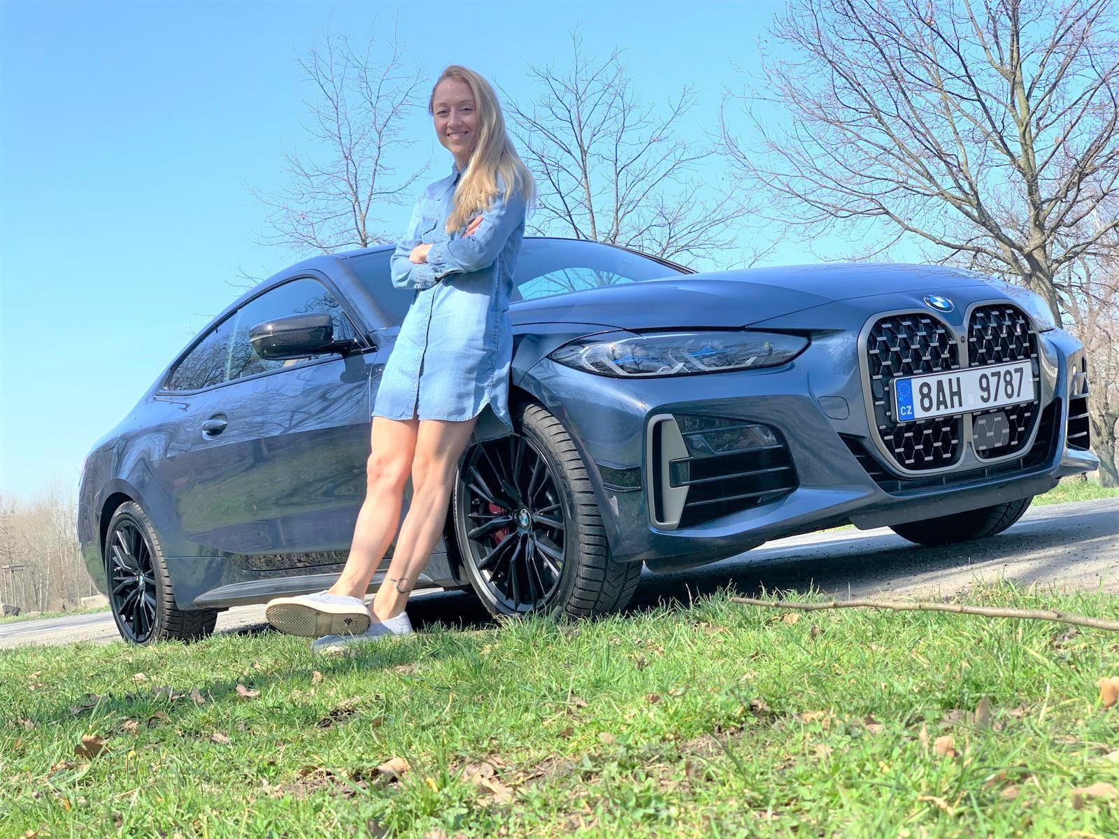 BMW 4 TEREZA TOBIÁŠOVÁ