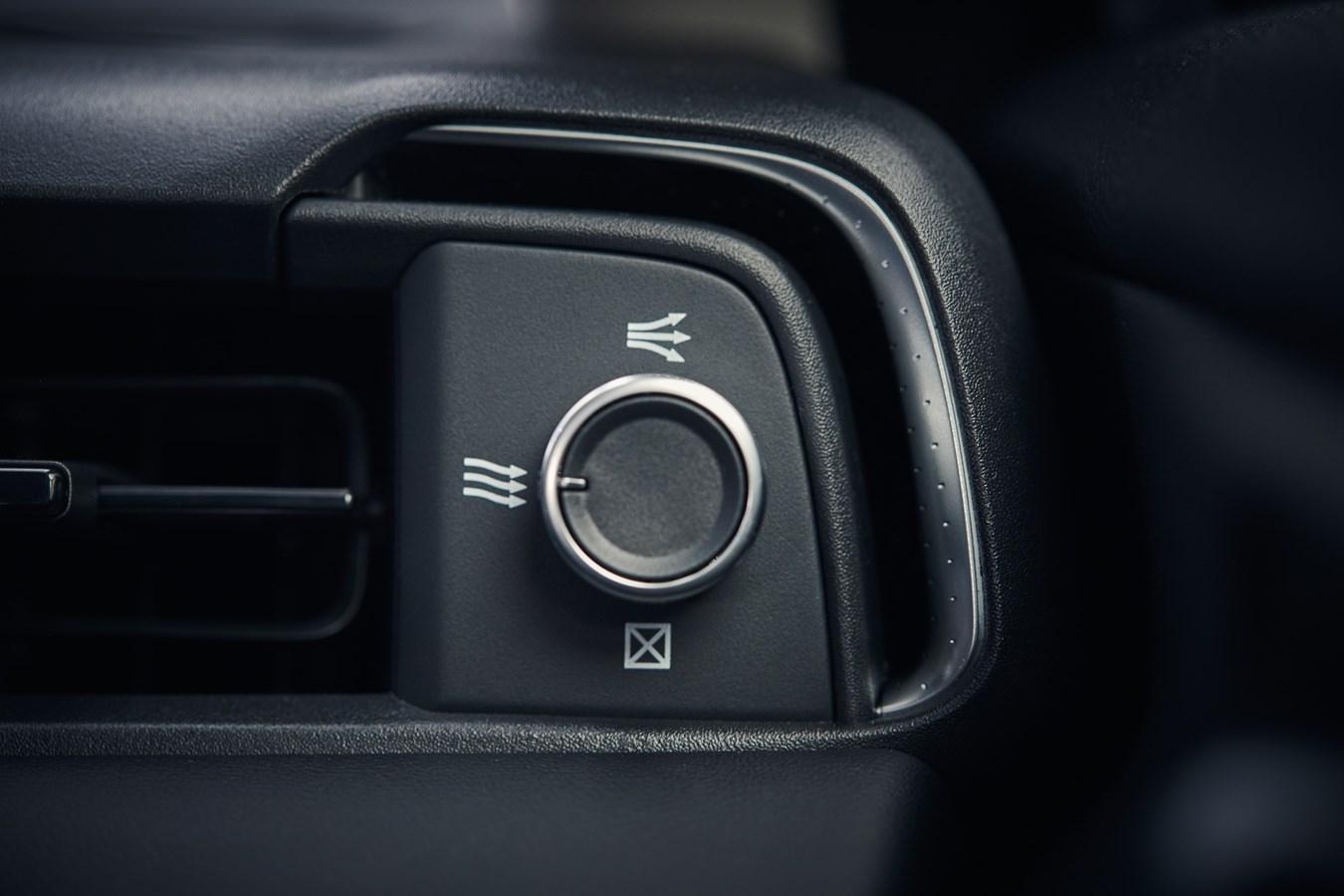 Honda HR-V e:HEV 2021 - Interior