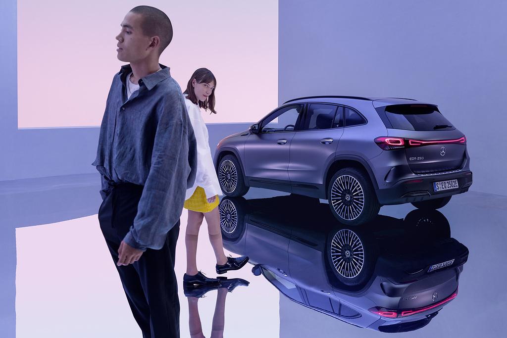 Factsheet: Die Marketingkampagne zum neuen EQA von Mercedes-EQFactsheet: the marketing campaign of the new EQA from Mercedes-EQ