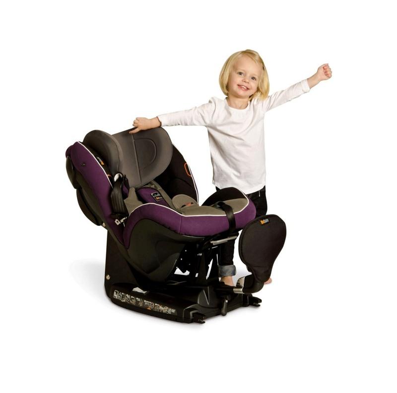 BeSafe iZi Kid i-Size_polohovani_prodava Babypoint