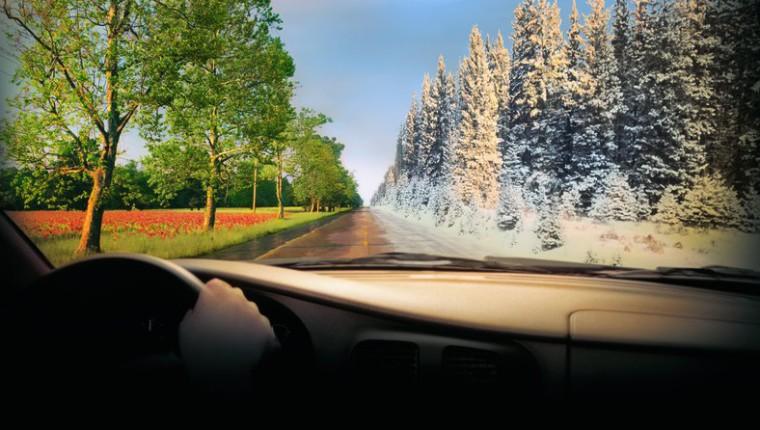 Contineental Summer and Winter Road cmyk  Used for VancofourSeason, Continental Sommer und Winter Strasse cmyk genutzt für VancofourSeason,