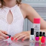 Dermacol PR Tip Letni Look Neon laky, Odorless odlakovac