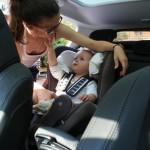 Manipulace s autosedačkou