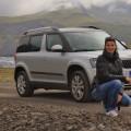 Yeti na Islandu expedice 2014
