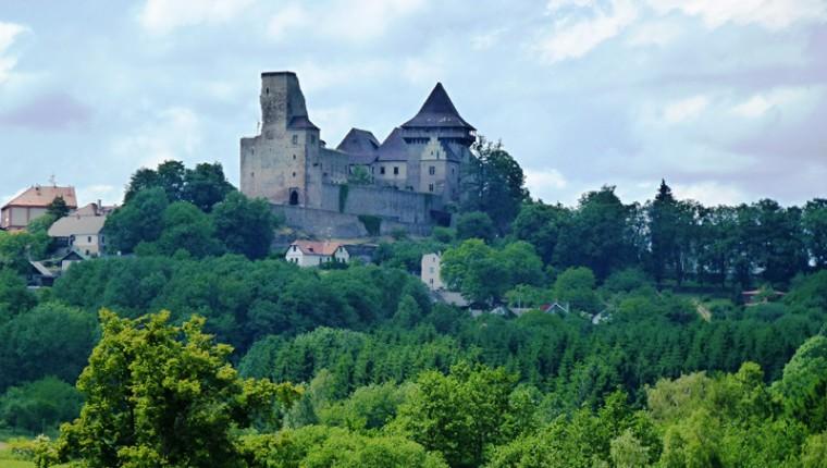 státní hrad Lipnice nad Sázavou