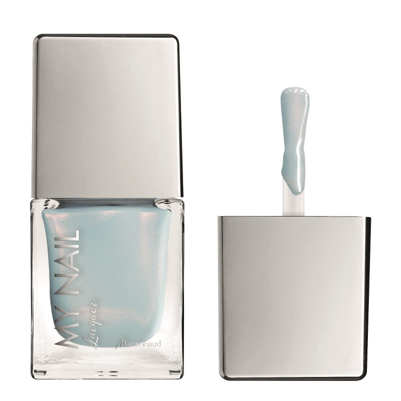 Marionnaud_My Nail Lacquer 31 Blue Cruise_wth brush