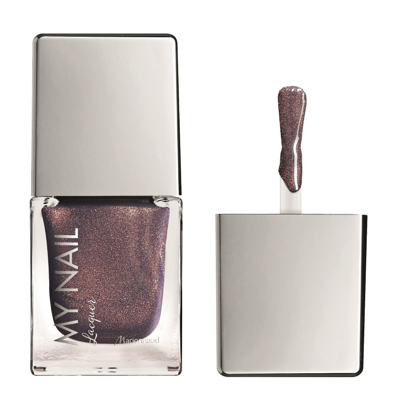 Marionnaud_My Nail Lacquer 35 Muse Grey_wth brush