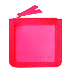 Marionnaud_Red Happy Trip Small Cosmetic Pouch