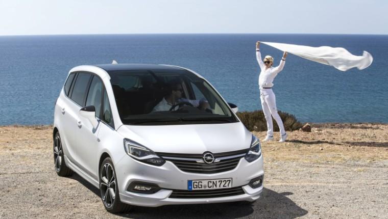 2016 Opel Zafira