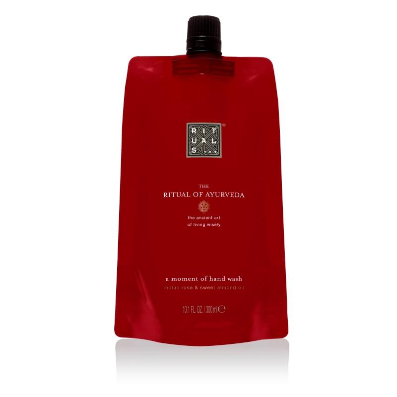 Rituals.cz_The Ritual of Ayurveda Refill Hand Wash, nahradni napln ke gelu na ruce 300 ml, cena 220 Kc