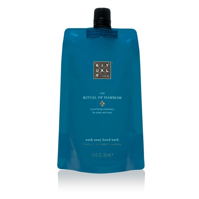 Rituals.cz_The Ritual of Hammam Refill Hand Wash, nahradni napln ke gelu na ruce 300 ml, cena 220 Kc