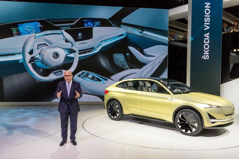 Koncept Škoda Vision E