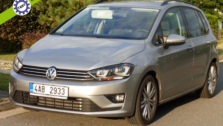 VW Sportsvan Comfortline