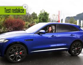 Test jaguar F-Pace
