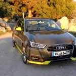 Audi A1 exkluzivně
