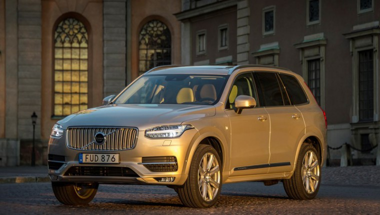 Volvo Cars has been chosen by Sweden?s Royal Court to supply 35 all new Volvo XC90s as courtesy cars on the occasion of the wedding between Prince Carl Philip and Ms. Sofia Hellqvist on June 13th, 2015. For the wedding, Volvo Cars will supply 35 XC90 D5 cars with a Luminous Sand exterior with light leather interiors. The cars will come with a special fender emblem to mark the occasion.